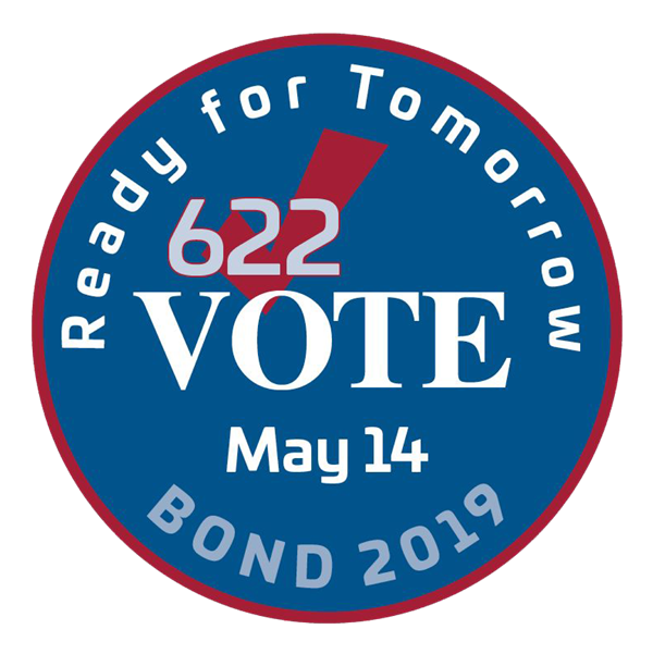 2019 Bond referendum logo