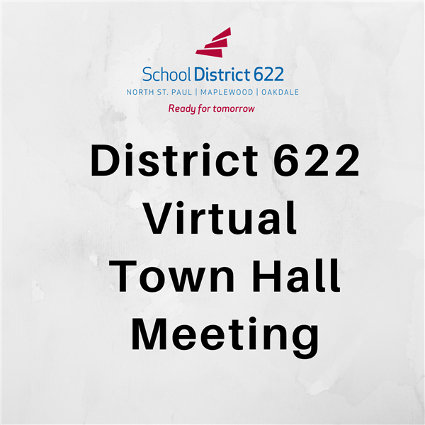 622 Virtual Town Hall - Watch the replay