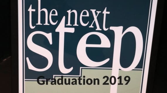 Next Step Transition Program Graduation