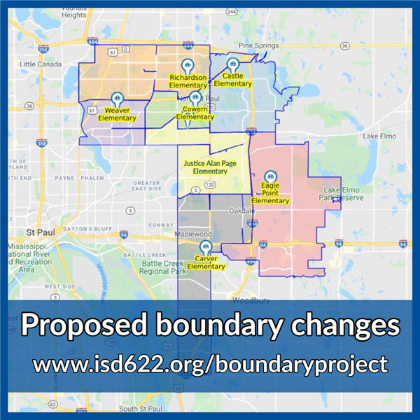 Proposed elementary school boundaries