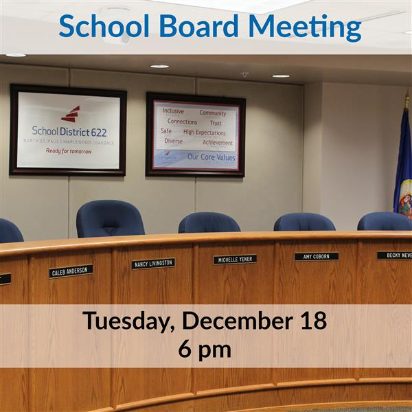 School Board Meeting Tuesday March 26 6 pm