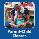 Parent-child classes