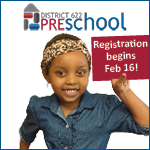 Register for 2021-2022 Preschool!