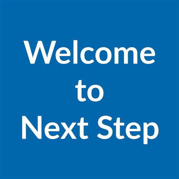Welcome to Next Step