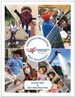 Adventure Connection and Epic Connection brochure cover