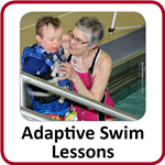 Adaptive Swim Lessons