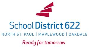 District 622 logo