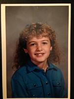 Mrs. Post in 3rd Grade
