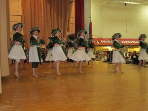 New Year Dancers